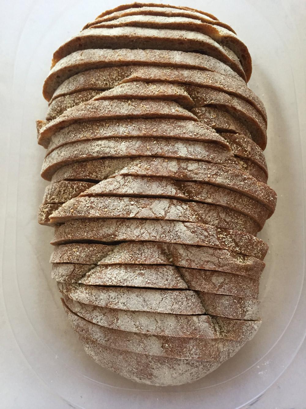 אחסון הלחם
