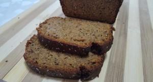 עוגה מפתיעה מקינואה וקמח קוקוס ללא גלוטן