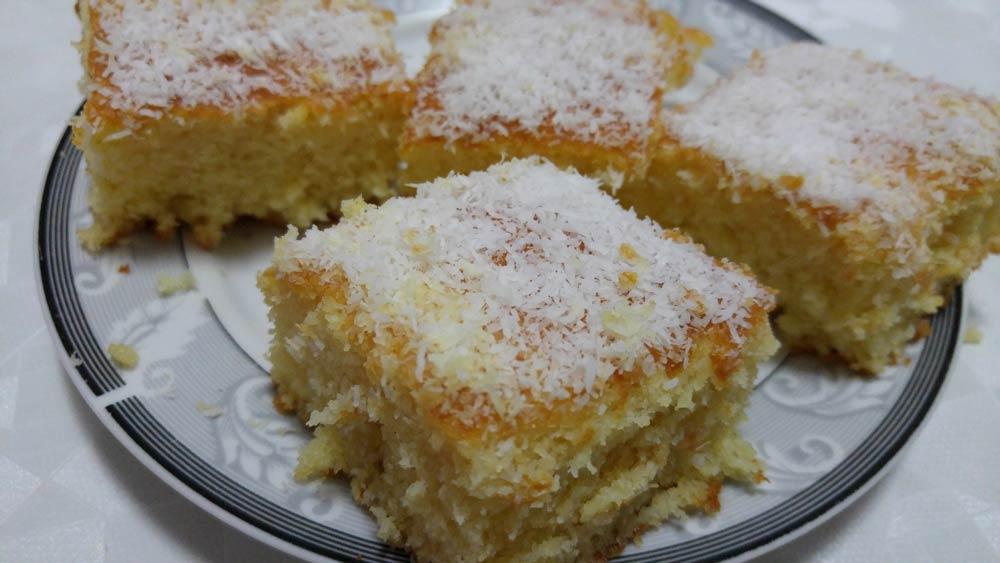 עוגת תפוזים אוורירית וטעימה בטירוף ב-5 דקות הכנה