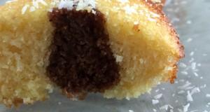 מאפינס סולת תפוזים וקוקוס קלילה וטעימה