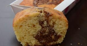 עוגת שיש טעימה ב-6 מצרכים בלבד