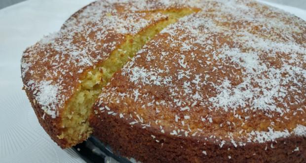 עוגת תפוזים וקוקוס הכי טעימה שתאכלו