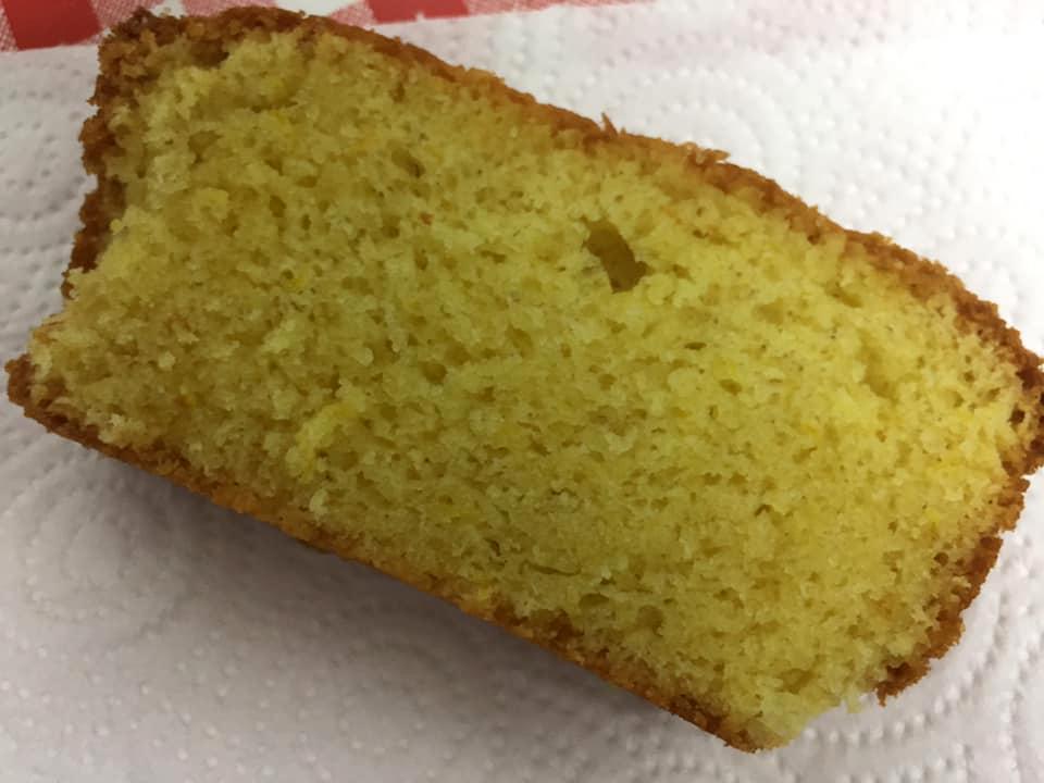 עוגת לימון בחושה ארומתית וטעימה