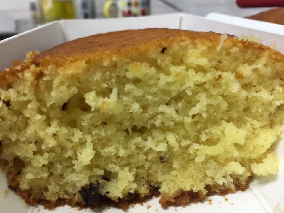 עוגת תפוזים, קוקוס ואינטנט פודינג וניל מושלמת וקלה להכנה