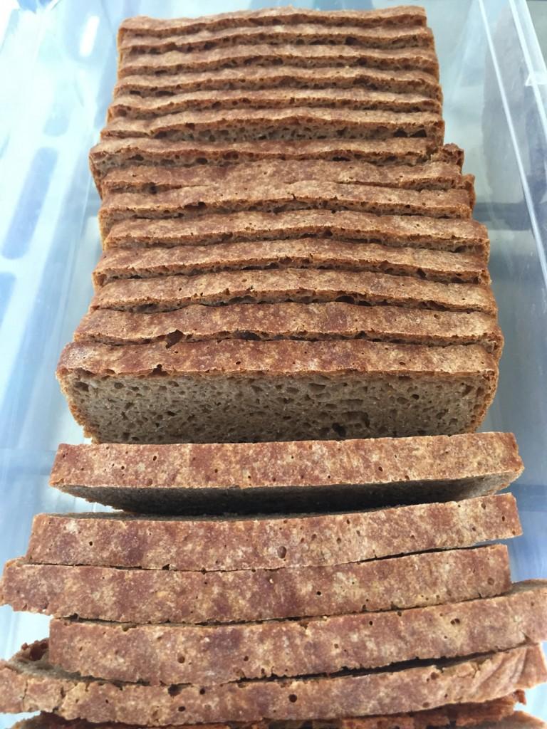 לחם רך ואוורירי מ-100% קמח מלא