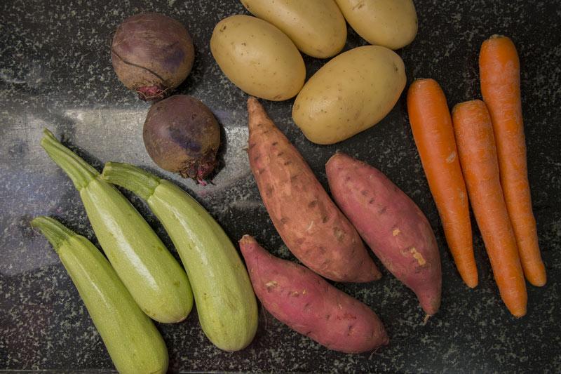 טריק מדליק להכנת ירקות בתנור בקלות ובזריזות