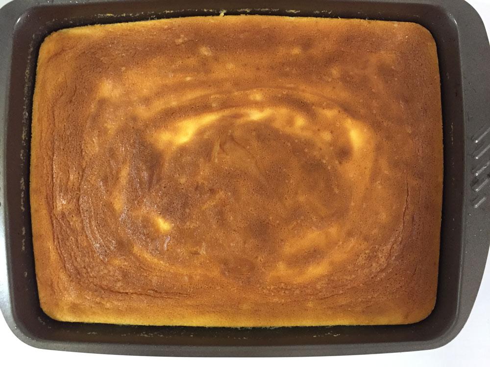 עוגת גבינה אפויה טעימה וקלה להכנה