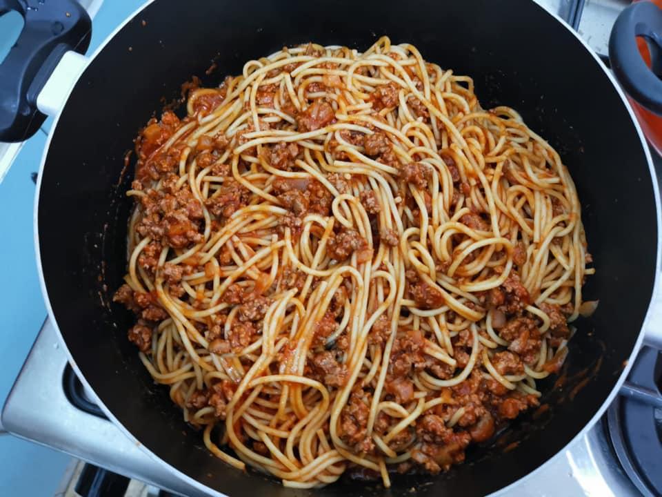 ספגטי בולונז טעים טעים וסופר קל להכנה