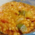 מרק גריסי פנינה, עדשים כתומות וירקות טעים טעים גם לילדים וגם למבוגרים
