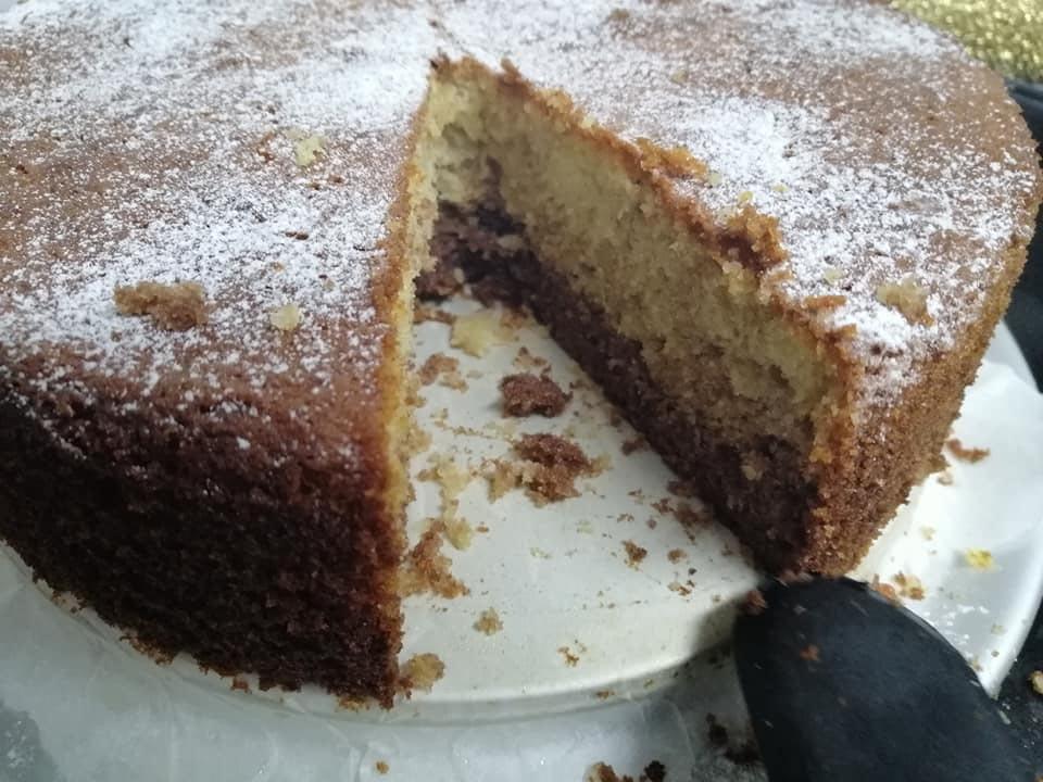 עוגת לייקח שיש תפוזים גבוהה, רכה וטעימה מאוד ללא הפרדת ביצים