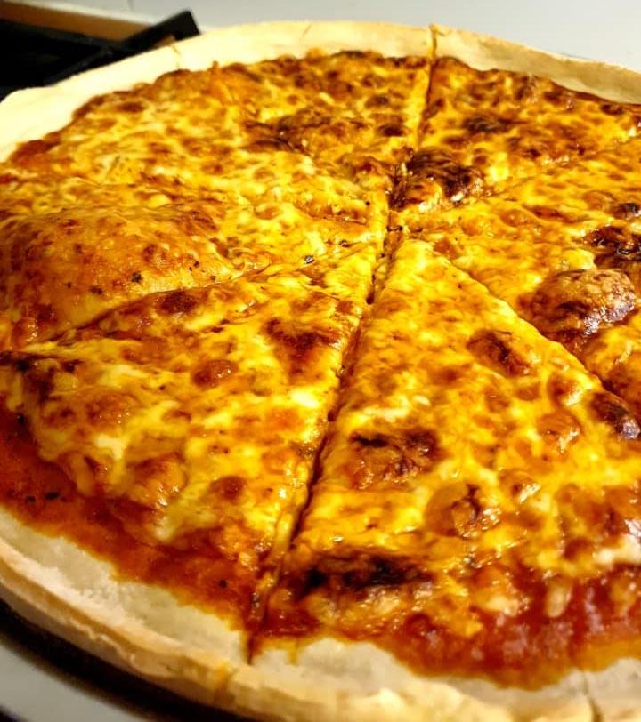 וזו כבר הפיצה של אחותי...