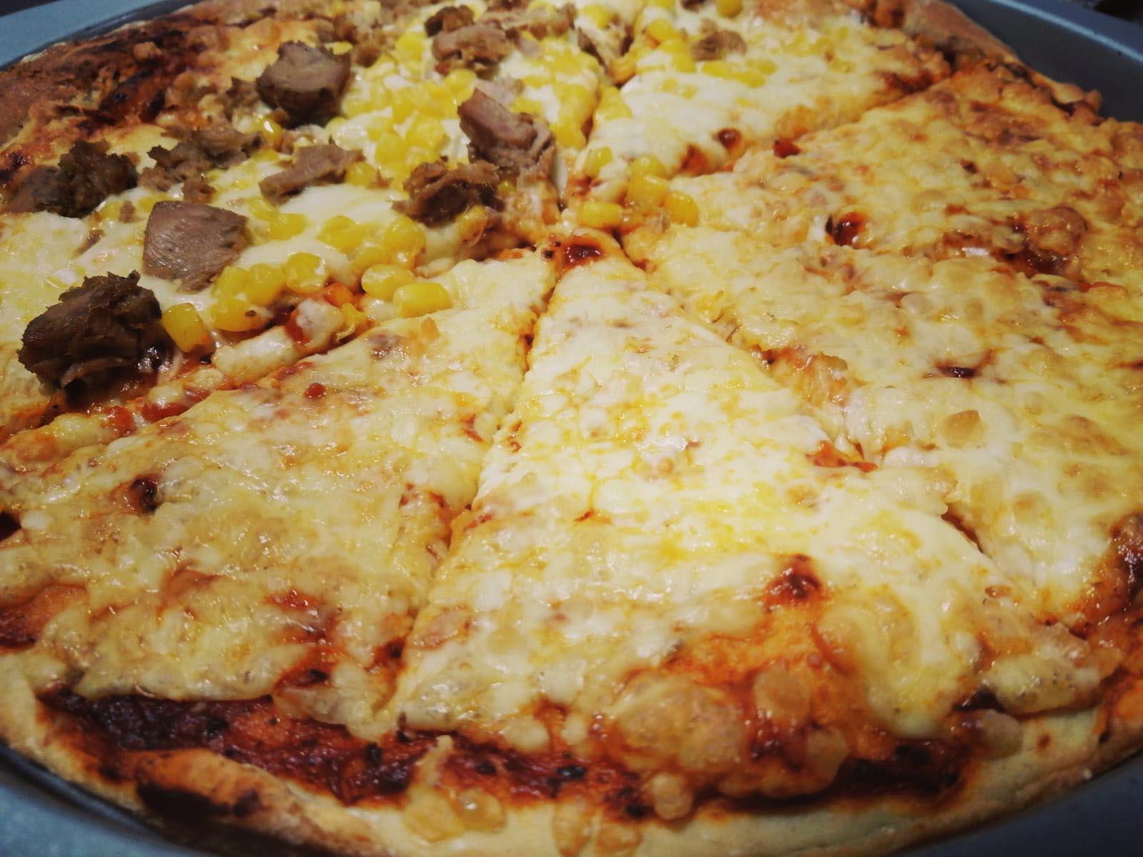 פיצה קלה וטעימה שכיף להכין עם ילדים